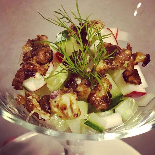 Himos ravintolat tarjoavat kuhnurin toukkia ja muita eksoottisia ruokia.