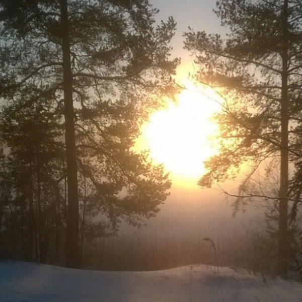 Hotellimajoitus Himos-alueella maaseutuhotellissa Jämsän Patalahden rannalla.